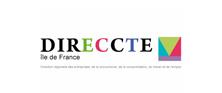 Logo DIRECCTE IDF